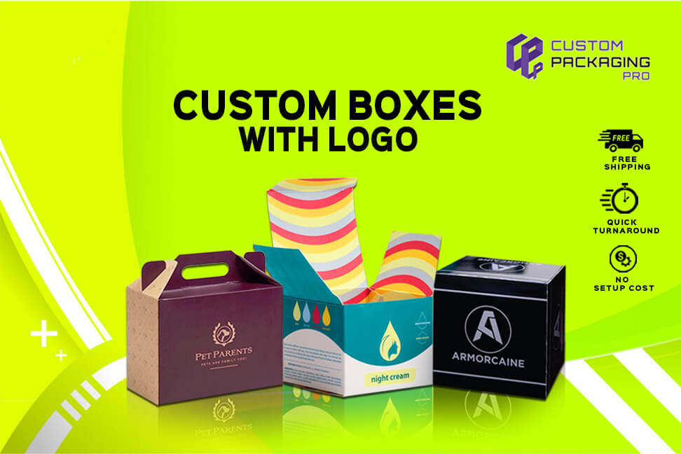 Custom Boxes with Logo