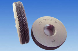 ADVANTAGES OF THREAD GAUGES AND THREAD RING GAUGES
