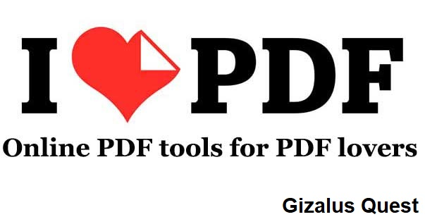 How to use I-Love-PDF and Details
