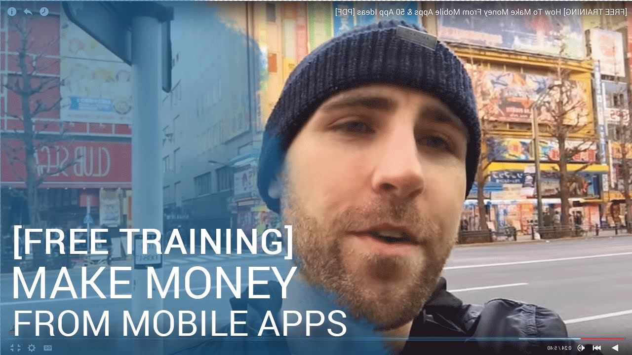 How To Earn From Mobile App?